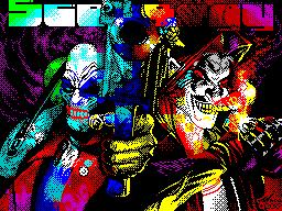 Scenergy #02 - Журнал для ZX Spectrum