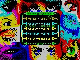 KrNews #13 - Газета для ZX Spectrum