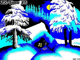 ZX Time #06 - Газета для ZX Spectrum