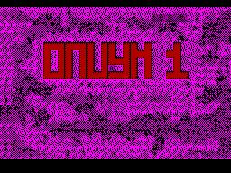 Opium #01 - Газета для ZX Spectrum