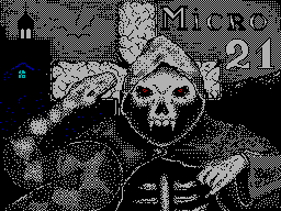 Micro #21 - Газета для ZX Spectrum