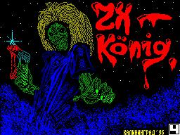 ZX Konig #04 - Журнал для ZX Spectrum