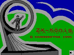 ZX Konig #03 - Журнал для ZX Spectrum