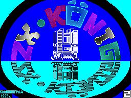 ZX Konig #02 - Журнал для ZX Spectrum