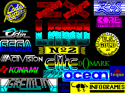 ZX Land #02 - Газета для ZX Spectrum