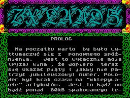 ZX Land #05 - Газета для ZX Spectrum
