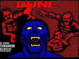 Dune #07 - Журнал для ZX Spectrum