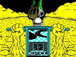 Oberon #04 - Журнал для ZX Spectrum