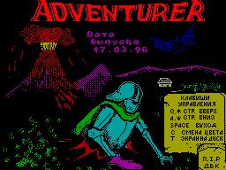 Adventurer #02 - Журнал для ZX Spectrum