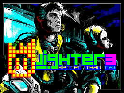 Burn the Lighter #03 - Газета для ZX Spectrum