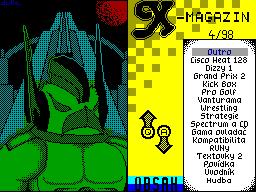 X-Magazine #04 - Журнал для ZX Spectrum