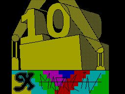 X-Magazine #10 - Журнал для ZX Spectrum