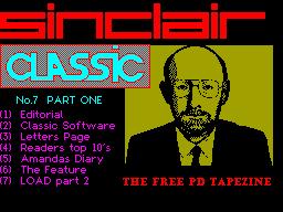 Sinclair Classic