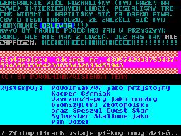 Hooy Mag #02 - Журнал для ZX Spectrum