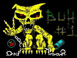 Buhenvald #01 - Газета для ZX Spectrum