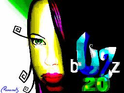Buzz #20 - Газета для ZX Spectrum