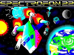 Spectrofon #22 - Журнал для ZX Spectrum