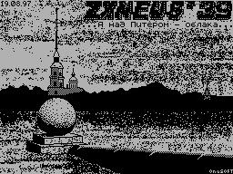 ZX-News #39 - Газета для ZX Spectrum