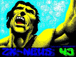 ZX-News #43 - Газета для ZX Spectrum