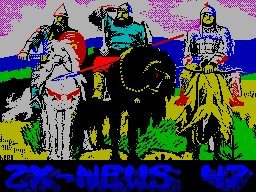 ZX-News #47 - Газета для ZX Spectrum