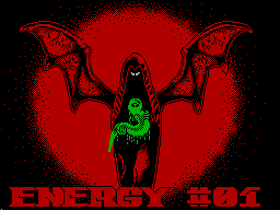 Energy #01 - Газета для ZX Spectrum