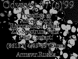 Odyssey paper